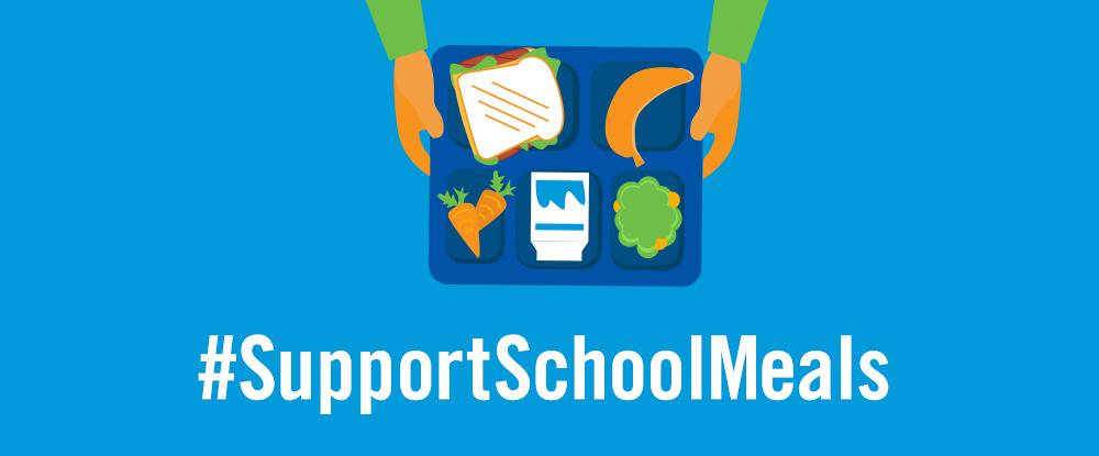 #supportschoolmeals