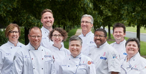 Meet our Culinary Team