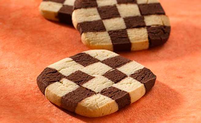 Checkerboard Icebox Cookies General Mills Convenience