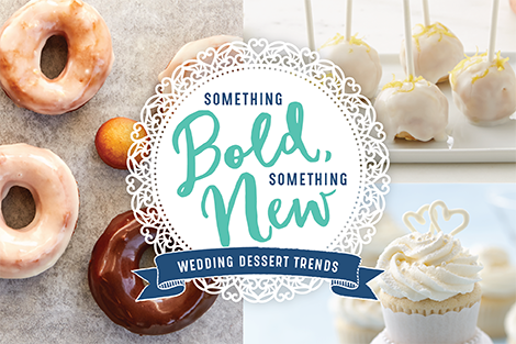 Innovative Dessert Trends for Wedding Season