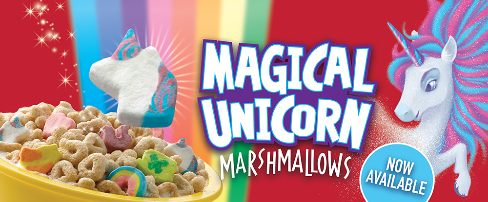 Cereal at School is Getting a Little More Magical