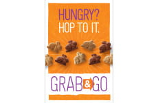 Hungry? Hop to it. image