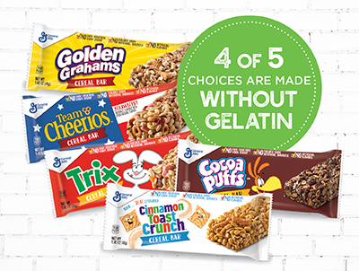 Cereal Bars products