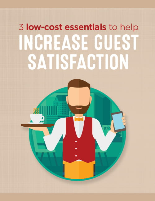 increasing guest satisfaction is as easy as 1 2 3 general mills