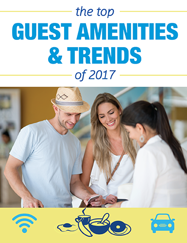 The 3 Most Important Amenities Cited by Guests