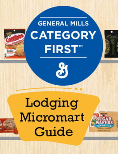 Best Practice Planogram | General Mills Convenience and Foodservice
