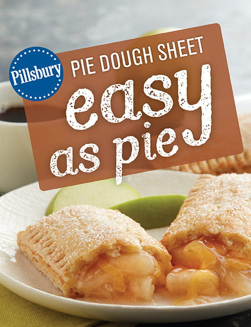 New Pillsbury™ Pie Dough Sheet: Easy as Pie
