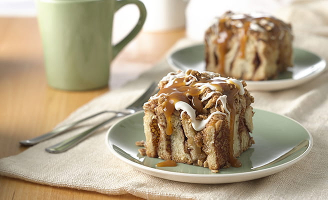coffee cake day with general mills