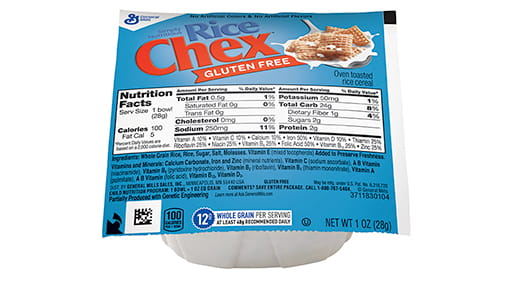 Rice Chex™ Cereal Single Serve Bowlpak 1 oz