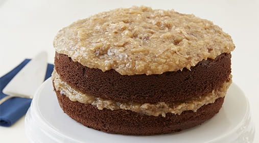 Bakers Recipes German Chocolate Cake
