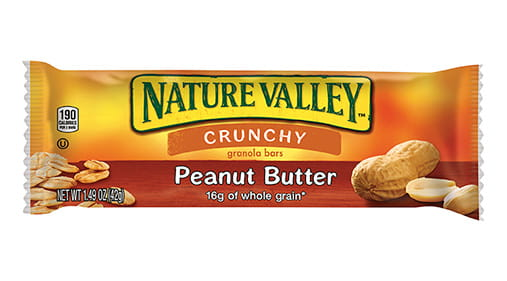 Nature Valley™ Crunchy Granola Bars Peanut Butter 28ct