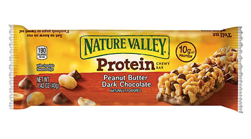 Nature Valley Protein Bars Peanut Butter And Dark Chocolate Nutrition
