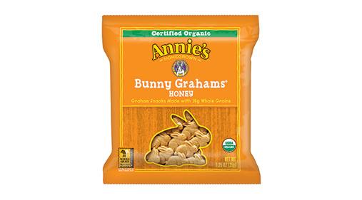 Annie's™ Bunny Grahams™ - Honey   General Mills