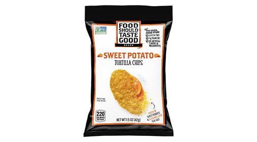 Sweet Potato Chips Food Should Taste Good Nutrition