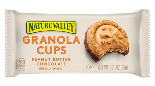 Nature Valley Granola Cups Peanut Butter