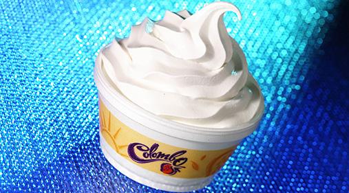 Colombo frozen yogurt