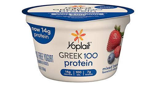 Yoplait® Gluten Free Greek 100 Protein