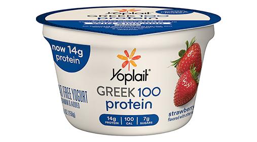 Yoplait® Greek 100 Yogurt Strawberry 5.3oz | General Mills Convenience and  Foodservice