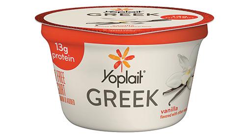 Yoplait® Greek Yogurt Vanilla 5.3oz | General Mills ...