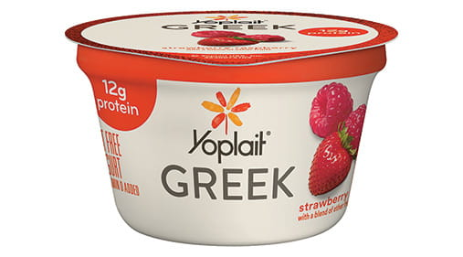 Yoplait® Greek Yogurt Strawberry Raspberry 5.3oz | General ...