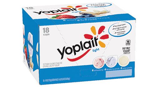 Yoplait® Light Yogurt Variety Pack 6oz
