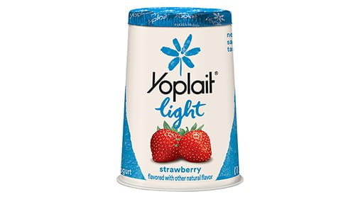 Yoplait® Light Yogurt Strawberry 6oz | Bulk Yogurt | General Mills Convenience and Foodservice