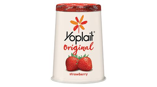 Yoplait® Original Yogurt Single Serve Cup Strawberry 6 oz | General Mills Convenience and Foodservice