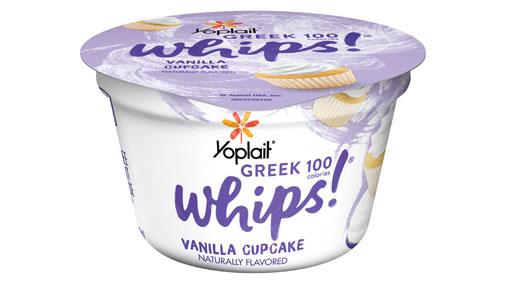 Yoplait® Greek 100 Whips!® Vanilla Cupcake | General Mills ...