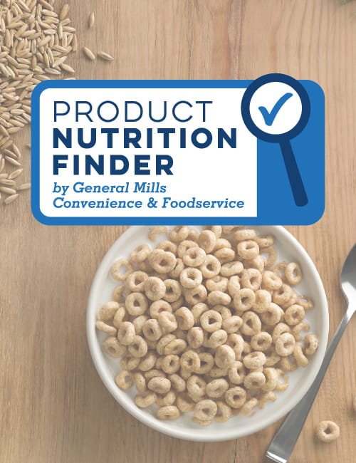 Introducing the Product Nutrition Finder