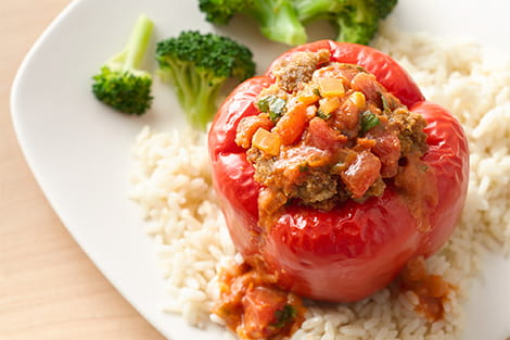 Gluten-Free Stuffed Pepper