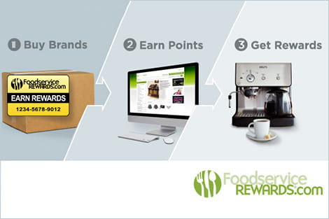 Foodservice Rewards