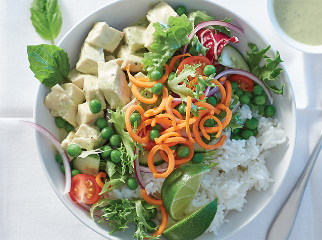 Thai Basil Bowl