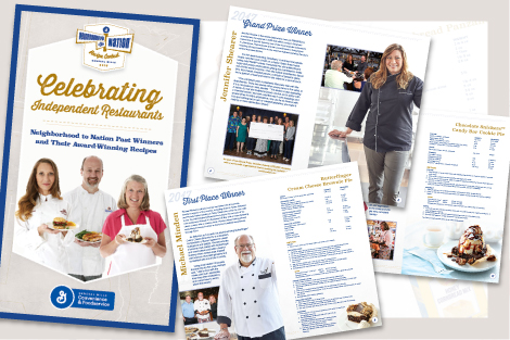 2018 Neighborhood to Nation Recipe Booklet