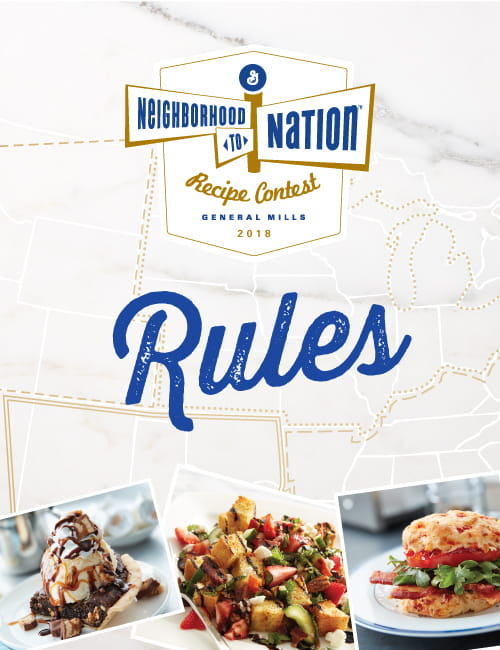 2018 neighborhood to nation contest rules general mills 2018 neighborhood to nation official rules forumfinder Gallery