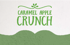 Caramel Apple Crunch