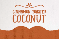 Cinnamon Toasted Coconut